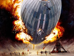 Hindenburg looking like your overstable disc golf driver