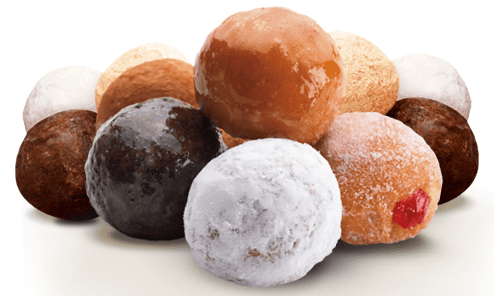 Damn you munchkins, why do you have to be so innocent looking and delicious?!?!