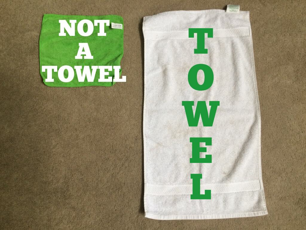 Picture of Towels