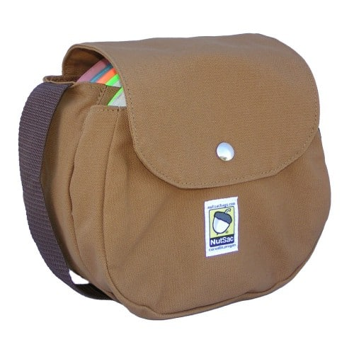 The NutSac is the only bag I've seen that's will actually improve your game.