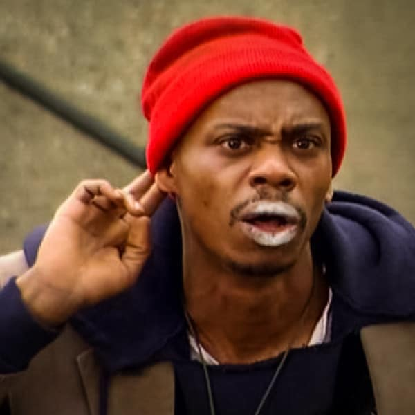 Tyrone Biggums wants more disc golf distance