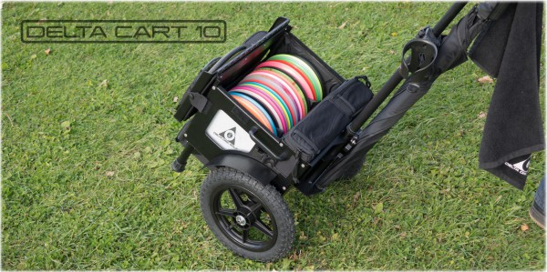 delta disc golf cart