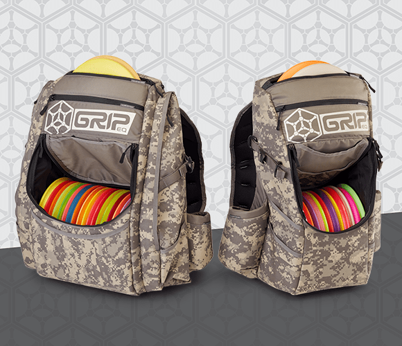 Grip Disc Golf Bags