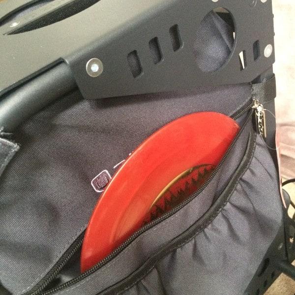 ZÜCA / Ridge Roller right side pocket