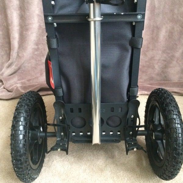 ZÜCA / Ridge Roller rear view