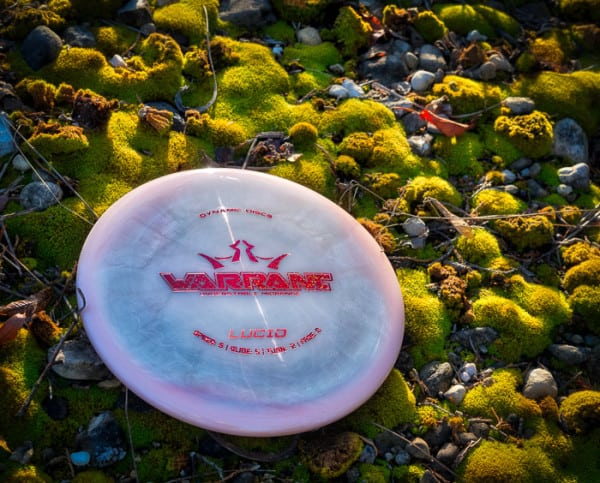 Dynamic Discs Warrant