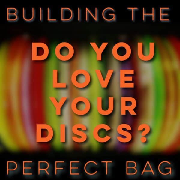 Do you love your disc golf discs?